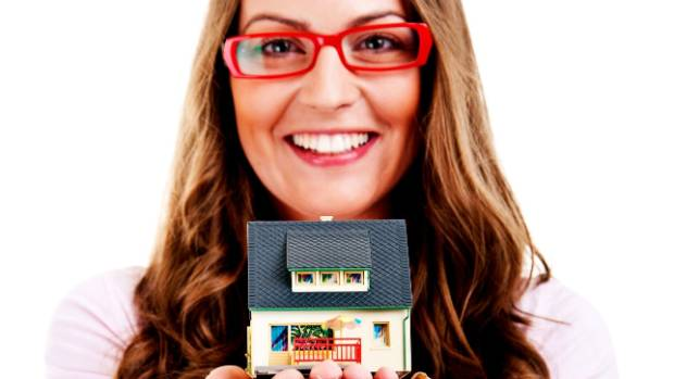 Owning a home will be very hard for the next generation if they don't get smart about making enough money.