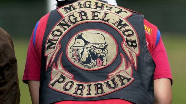 Porirua Mongrel Mob members were targeted in the raid. (File photo)