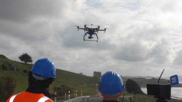 Drones on farm: Are they eyes in the sky . . . or just pie?