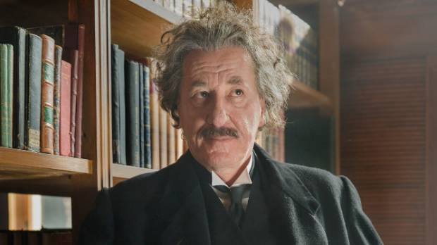 'Genius' TV series shows drama of Albert Einstein's life