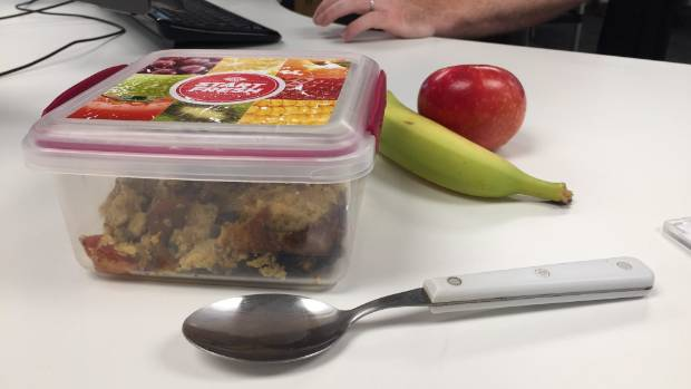 Some staff have resorted to bringing their own cutlery from home, after struggling to do without at work.