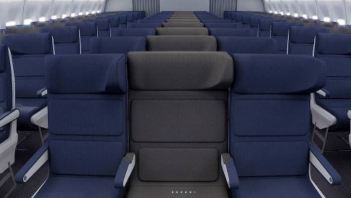 Astonishing The New Middle Seat Thats Better Than The Window Or Aisle Dailytribune Chair Design For Home Dailytribuneorg