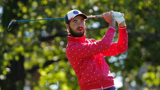 Curtis Luck of Australia was the second-best amateur at the Masters Tournament, after winning last year's qualifying ...