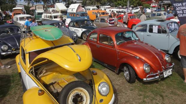 A capital time is coming up for a whole lot of volkswagens at there will be a huge range of vehicles on show in wellington over easter during the negle Choice Image