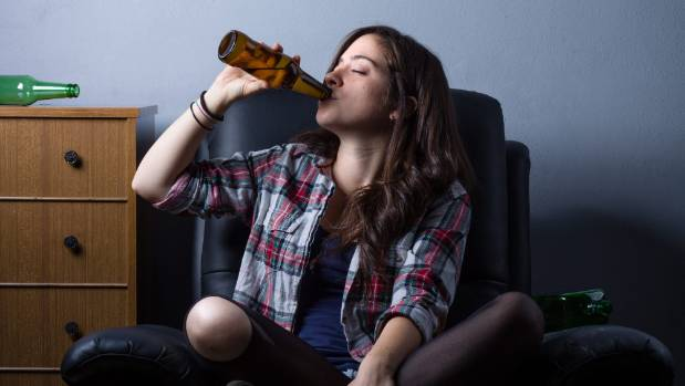 New study confirms NZ's 'ladette' problem drinkers