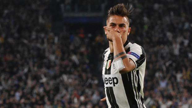Paulo Dybala signs new 5-year contract at Juventus