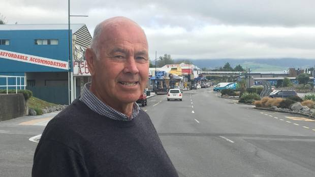 Kaikoura District Council earthquake recovery manager Danny Smith