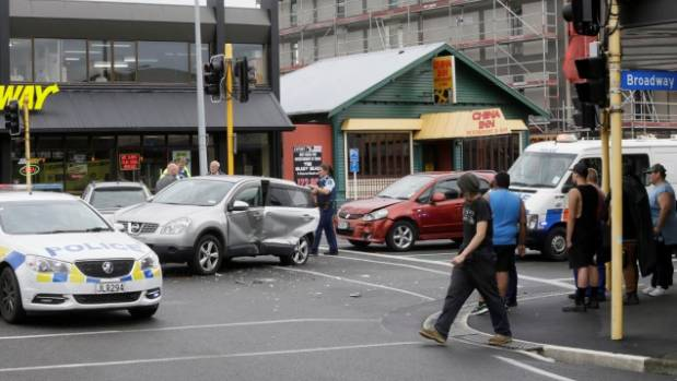 Car Accident Manawatu Today