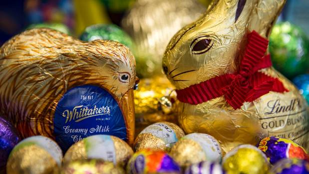 We ask kiwi kids what their favourite easter treat is stuff whittakers entered the easter confectionery market last year with the chocolate kiwi negle Image collections