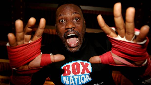 Outspoken British heavyweight Dereck Chisora reckons Joseph Parker would have his hands full fighting him.