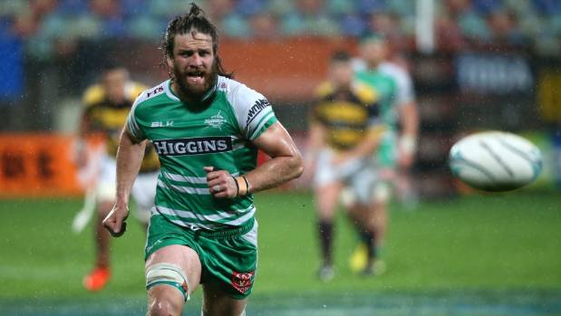 Heiden Bedwell-Curtis has played 40 games for the Manawatu Turbos.