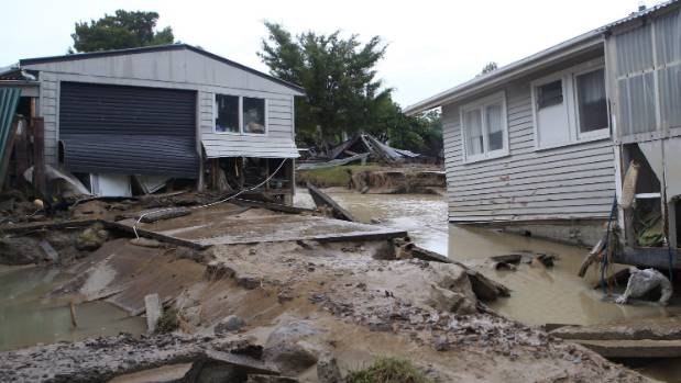Various options are available to help residents of the eastern Bay of Plenty, including Edgecumbe, after last week's ...