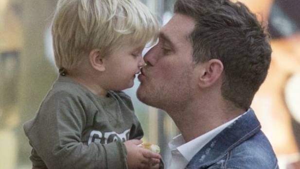 Michael Bublé confirms wife Luisana Lopilato is pregnant with their third child