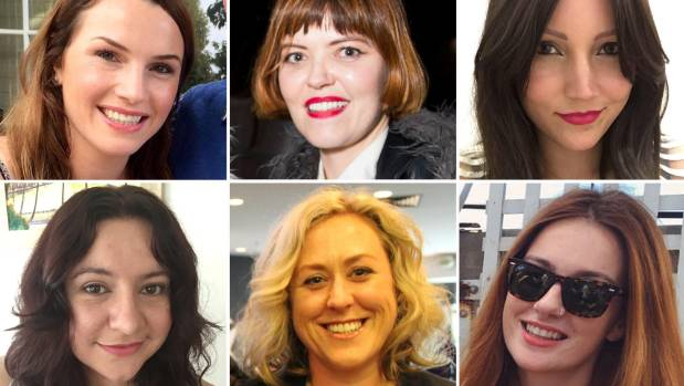 Just some of the many New Zealand women who share the middle name Louise. Clockwise from left: Josie Wignall, Emma ...