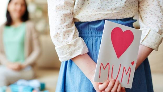 Cards made by kids are a sure win for Mother's day, but what about the rest?