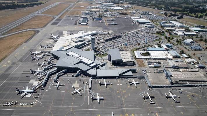 Christchurch Airport considers multimillion-dollar runway