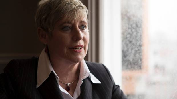 Christchurch Mayor Lianne Dalziel favoured council support for the cathedral.
