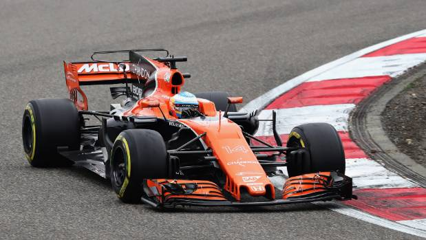Everybody will be familiar with Alonso Monaco replacement - Brown