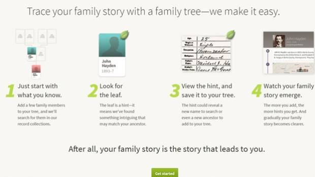 Nathan Laskoski's aunt was searching Ancestry.com for information about her family when she discovered the fraud, US ...