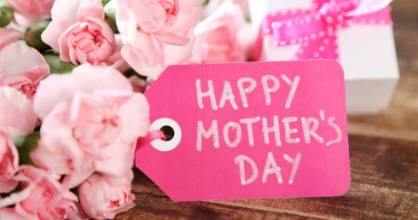 Happy Mother's Day to all the mums out there.