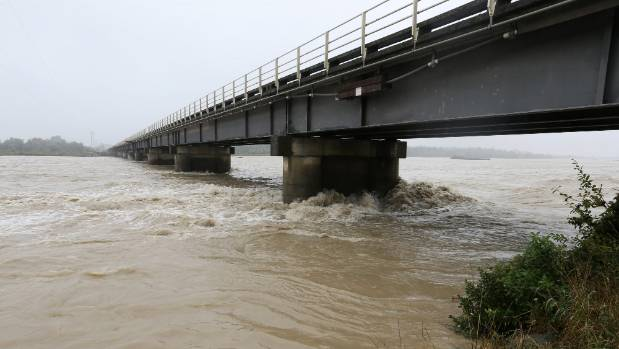 Wairau River bridge.