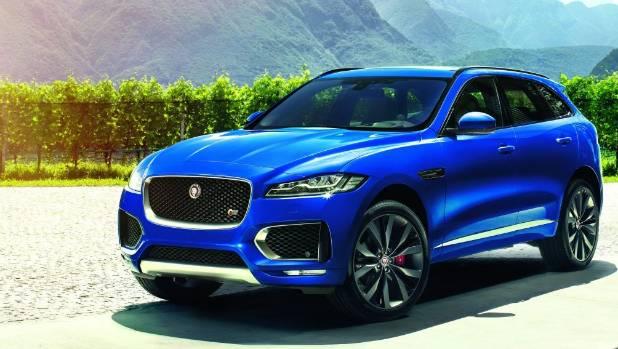 Charmant Jaguar F Pace