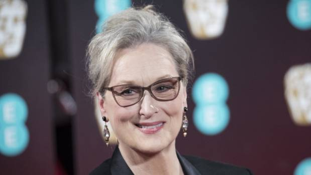 Actress Meryl Streep's full name is Mary Louise Streep.