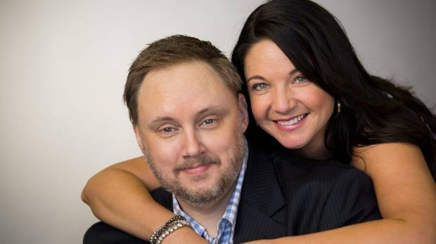 Nick (Karl Burnett) and Waverley (Claire Chitham) are back on Shortland Street.