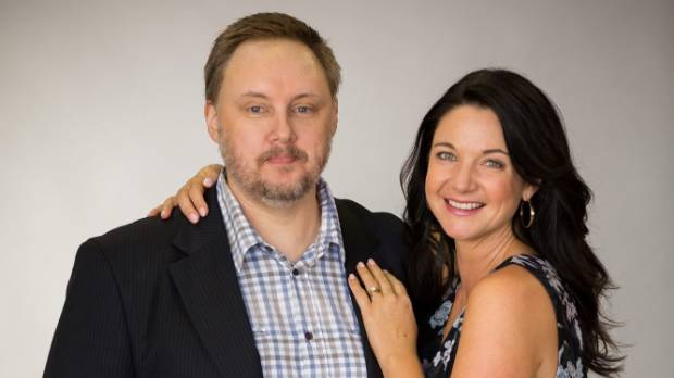 Together again on Shortland Street - Karl Burnett and Claire Chitham are reprising their roles as Nick and Waverley ...