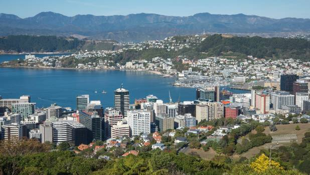 """The """"Forgotten Impact"""" report looks at the ongoing disruption to Wellington after the magnitude 7.8 earthquake in ..."""