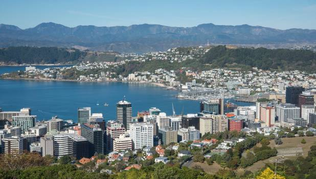 Confidence in Wellington's commercial property market has risen since the November earthquake, with less office space ...