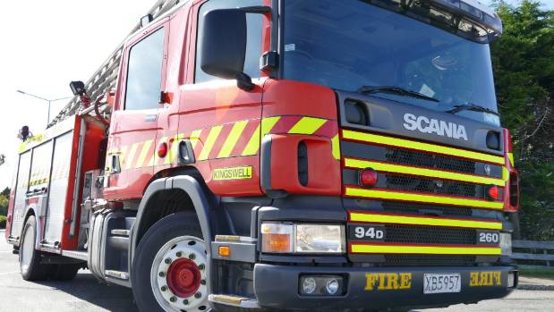 Firefighters assisted Winton residents in clearing their home of smoke in the early hours of Friday morning.