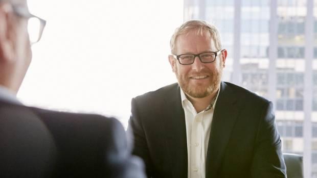 New Zealand Superannuation Fund. Super Fund chief investment officer Matt Whineray.