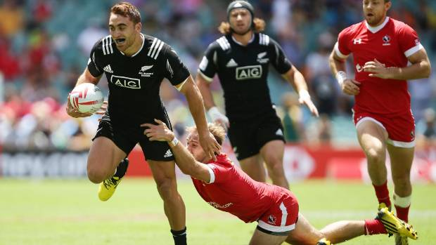 Joe Webber is back in the New Zealand Sevens squad.