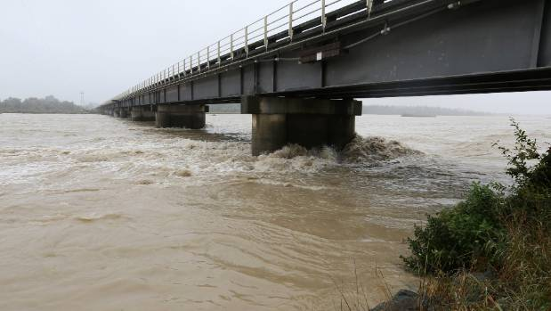 Rivers throughout Marlborough have risen, including the Wairau River, and levels could rise further with predicted wet ...