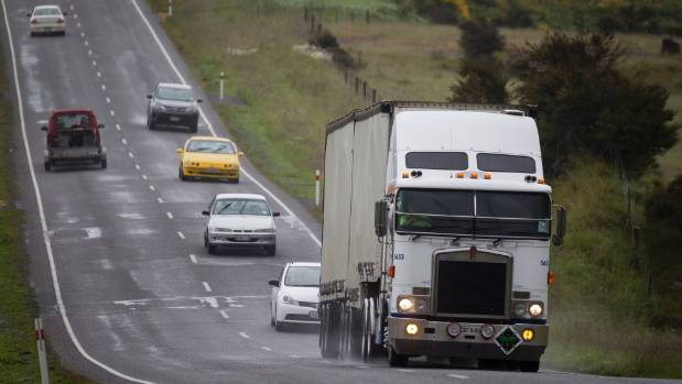 Road Transport Forum spokesman Hayden Cox said it was working with NZTA on ways to make rural roads safer for cyclists. ...