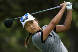 Lydia Ko will team up with her 10th caddie, Peter Godfrey, since turning pro three years ago.