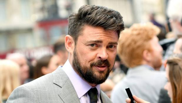 Karl Urban Says He's Open to Returning for 'Judge Dredd