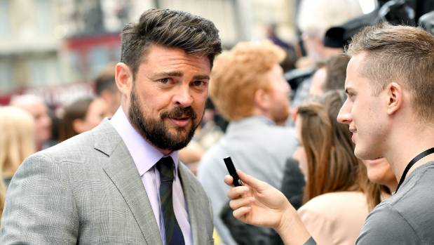 """Could Karl Urban be the next Dark Knight? He's a popular choice with fans and says he's """"open"""" to the role."""