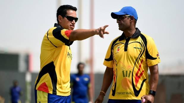 Black Caps batsman Ross Taylor joins former NZ cricketer Dipak Patel in coaching Papua New Guinea.