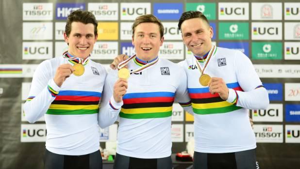 France win big on final day at world cycling championships