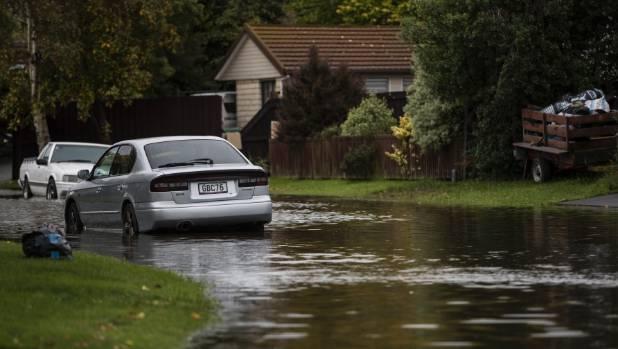 New Zealand evacuates people ahead of Cyclone Cook