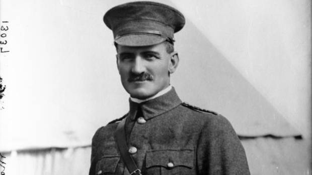 Lieutenant Colonel William George Malone, who was killed on Chunuk Bair.