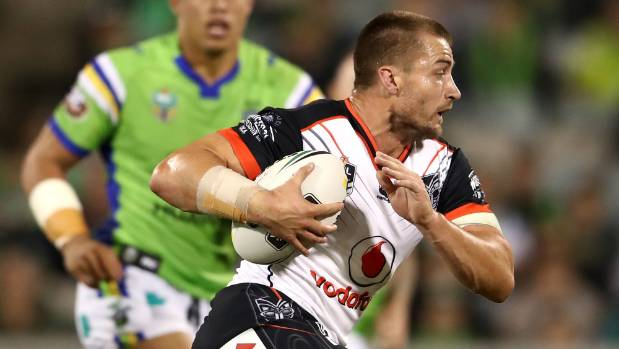 Slater wants Foran at the Storm