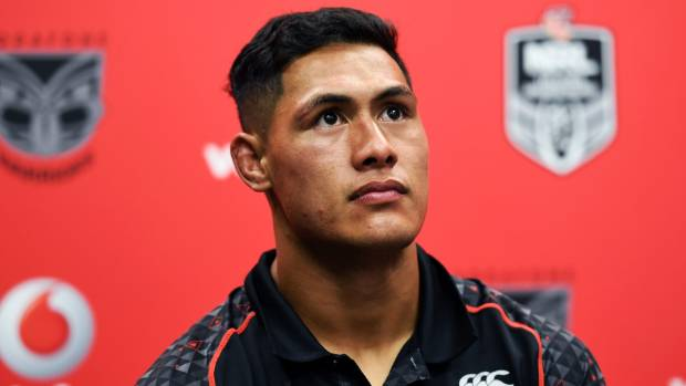 Roger Tuivasa-Sheck says his job is to make sure Kieran Foran is getting his head ready to play for the Warriors.