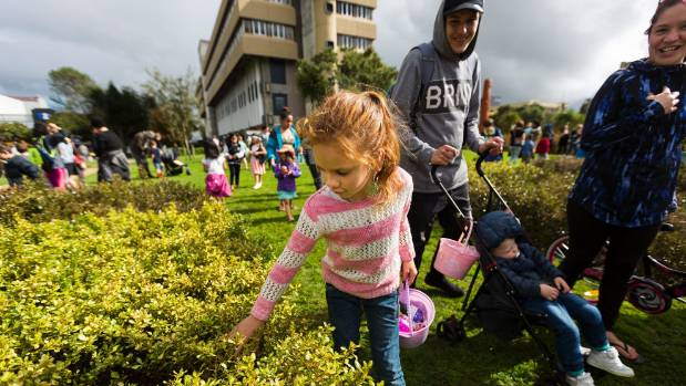 Over 40000 Easter eggs dispersed for Set Free Ministries Sunday egg hunt