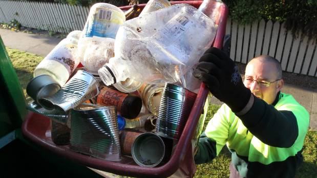 The Marlborough District Council is seeking feedback on the current recycling scheme.(File photo)