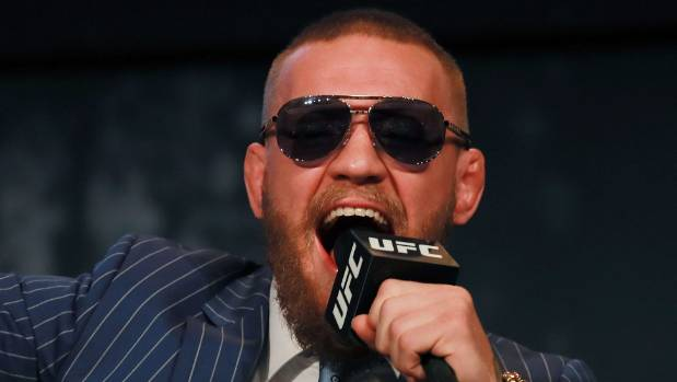 McGregor terms set; talks shift to Mayweather