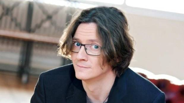 Ed Byrne will perform at this year's NZ Comedy Festival.