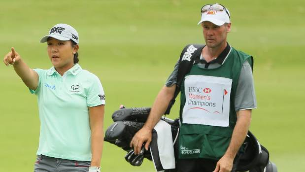 Caddie tees off at Ko camp after joining discard pile